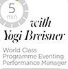 H&H: 5 mins with Yogi Breisner 2016